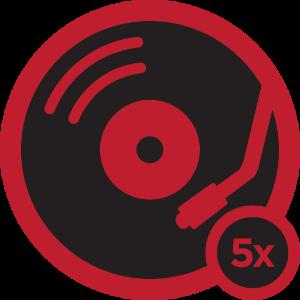 Vinyl - Level 5