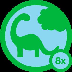 Herbivore - Level 8