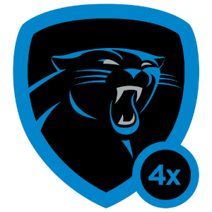 Carolina Panthers - Level 4