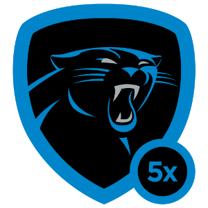 Carolina Panthers - Level 5
