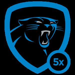 Carolina Panthers - Level 5
