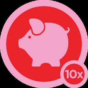 Porky - Level 10