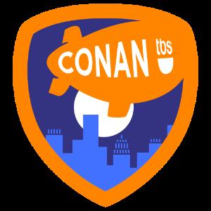 Conan Blimpspotter 2011