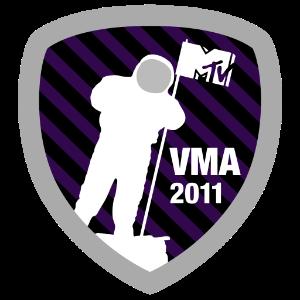 2011 VMA Moonman