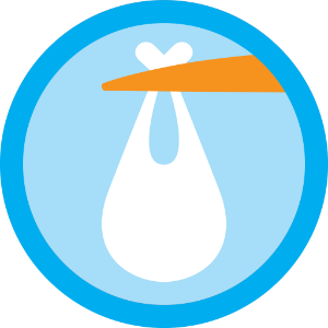 It's a boy! Foursquare Badge