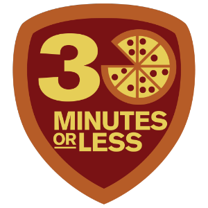 30 Minutes or Less Movie Badge