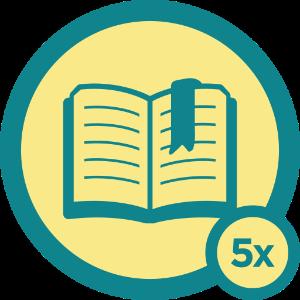Bookworm - Level 5