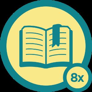 Bookworm - Level 8