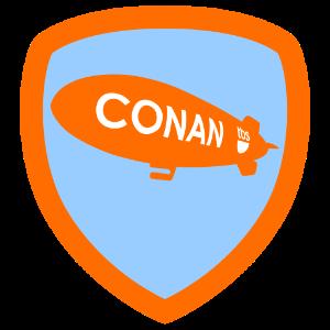 Conan Blimpspotter 2010