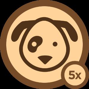 Dog's Best Friend - Level 5