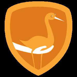 Healthy Crane