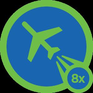 JetSetter - Level 8