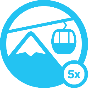 Ski Bum - Level 5